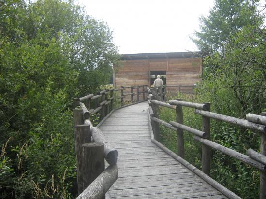 La cabane du petit lac de Pannecière